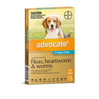 Advocate for Dogs 4kg-10kg (Blue)