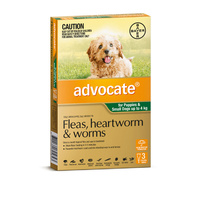 Advocate for Dogs 0-4kg (Green)