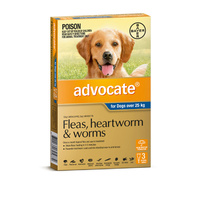 Advocate for Dogs 25kg + (Grey)