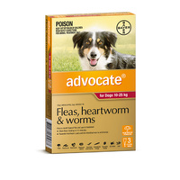 Advocate for Dogs 10kg-25kg (Red)