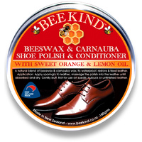 Bee Kind Beeswax Shoe Polish