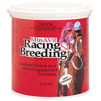 Min-a-Vit Racing & Breeding