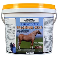 Kohnkes Own Palomino Gold