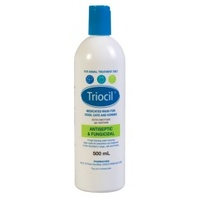 Triocil Medicated Wash
