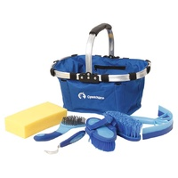 Gymkhana Basket Grooming Kit