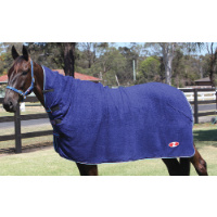 Towelling Cooler Rug
