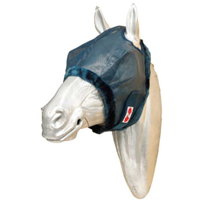 Zilco Fly Mask with Fleece Trim