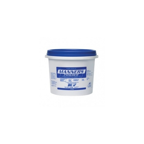 Nature Vet Manners Powder