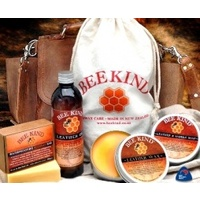 Bee Kind Leather Care Kit