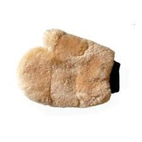 Pure Sheepskin Polishing Mitt