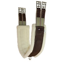 Walsh English Synthetic Sheepskin Girth